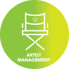 artist management for live entertainment events in Sydney icon