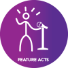 feature acts Sydney live entertainment events icon